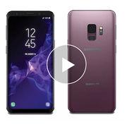 Samsung Galaxy S9 (vidéo)Plus solide que le Galaxy S8
