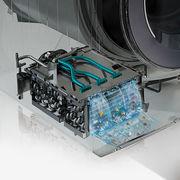Sèche-lingeLe condenseur autonettoyant simplifie l'entretien