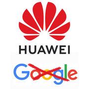 Smartphones Huawei - Le fabricant chinois privé des services de Google ?