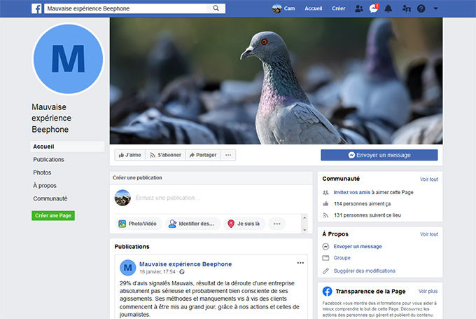 visuel-beephone-page-mauvaise-experience-facebook