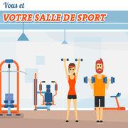 Sport (infographie)Vous et votre salle de sport