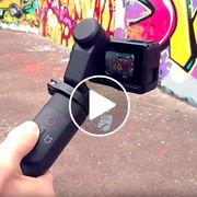Stabilisateur Karma Grip (vidéo)Prise en main