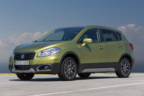 suzuki sx4 s cross premi res impressions actualit. Black Bedroom Furniture Sets. Home Design Ideas