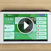 Tablettes tactiles pour seniors (vidéo)Les principaux problèmes rencontrés lors de notre test