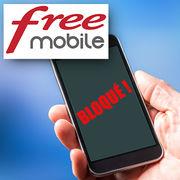 Téléphones mobilesFree à l'origine d'une vague de blocages