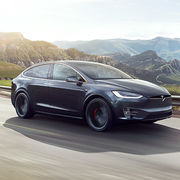Tesla Model XPremières impressions