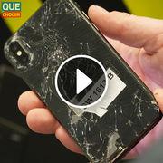 Test de l'iPhone X (vidéo)Du verre trop fragile