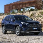 Toyota Rav4 (2019)Premières impressions