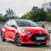 Toyota Yaris Hybride (2020)Premières impressions