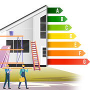 Travaux d'économie d'énergie (infographie)Vous et la rénovation énergétique de votre logement