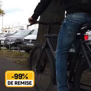 Un vélo électrique VanMoof à 2€ sur Facebook?Ne vous faites pas avoir!