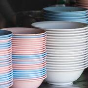 Vaisselle en bambou mélaminéInterdite après des années de commercialisation