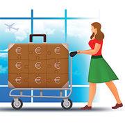 Valise en cabineDes tailles différentes selon les compagnies aériennes