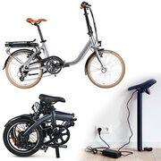 Vélos électriques pliantsLes principaux modèles