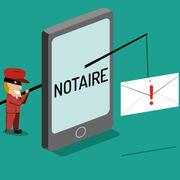 Ventes immobilièresGare aux arnaques des faux courriels de notaires!