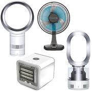 Ventilateurs et cubes rafraîchisseursPrise en main