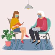 Visite à un proche âgéUn flou qui laisse trop de place à l'arbitraire