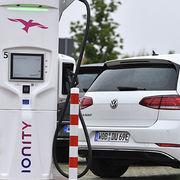 Voitures électriques - Ionity augmente ses tarifs de charge