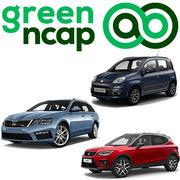 Voitures propres - Les derniers résultats de Green NCAP pour 2019