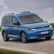 Volkswagen Caddy (2021)Premières impressions