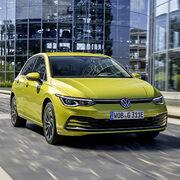Volkswagen Golf eHybrid (2021)Premières impressions
