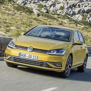 Volkswagen Golf 7Premières impressions