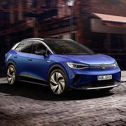 Volkswagen ID4Premières impressions