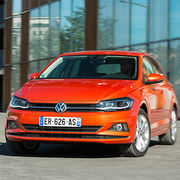 Volkswagen Polo (2017)Premières impressions