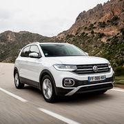 Volkswagen T-CrossPremières impressions