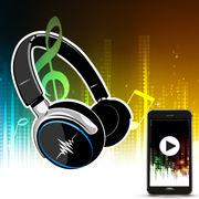 Vous et le streaming musical (infographie)Tous accros à la musique sans limites!