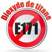 Dioxyde de titane dans les alimentsPrincipe de précaution pour tous les Européens !