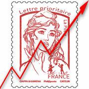 Prix du timbre Le rouge vif va-t-il tourner au rouge de colère ?