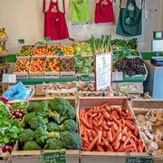 Taux de marge sur les fruits et légumes bio  Les salades de la grande distribution !