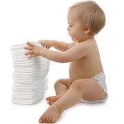 Couches pour bébés
