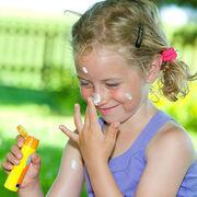 Crèmes solaires enfants