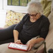 Tablettes tactiles pour seniors