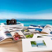 Albums photosDes souvenirs sur papier glacé