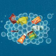 Nanoparticules dans l'alimentation, les cosmétiques et les médicaments
