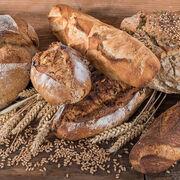 Pains de campagne avec et sans gluten