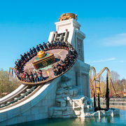 Parcs de loisirs et d'attractions