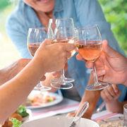 Vins rosésUn étrange cocktail