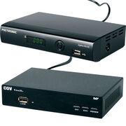 Adaptateurs TNT HD Mpeg4