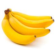 Bananes bio et non bio