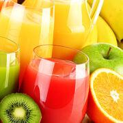Boissons aux fruits ou aromatisées