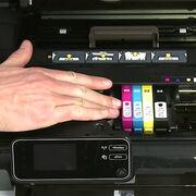 Cartouches pour HP Photosmart 5525
