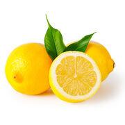 Citrons bio et non bio