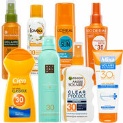 Crèmes solaires adultes