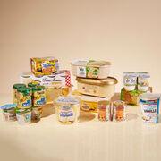 Desserts lactés et glacés à la vanille13 produits analysés