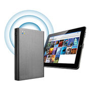 Disques durs externes portables wi-fi