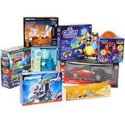 Vue des enfants9 jouets à LED testés